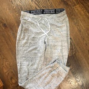Girls Justice Joggers, size 14
